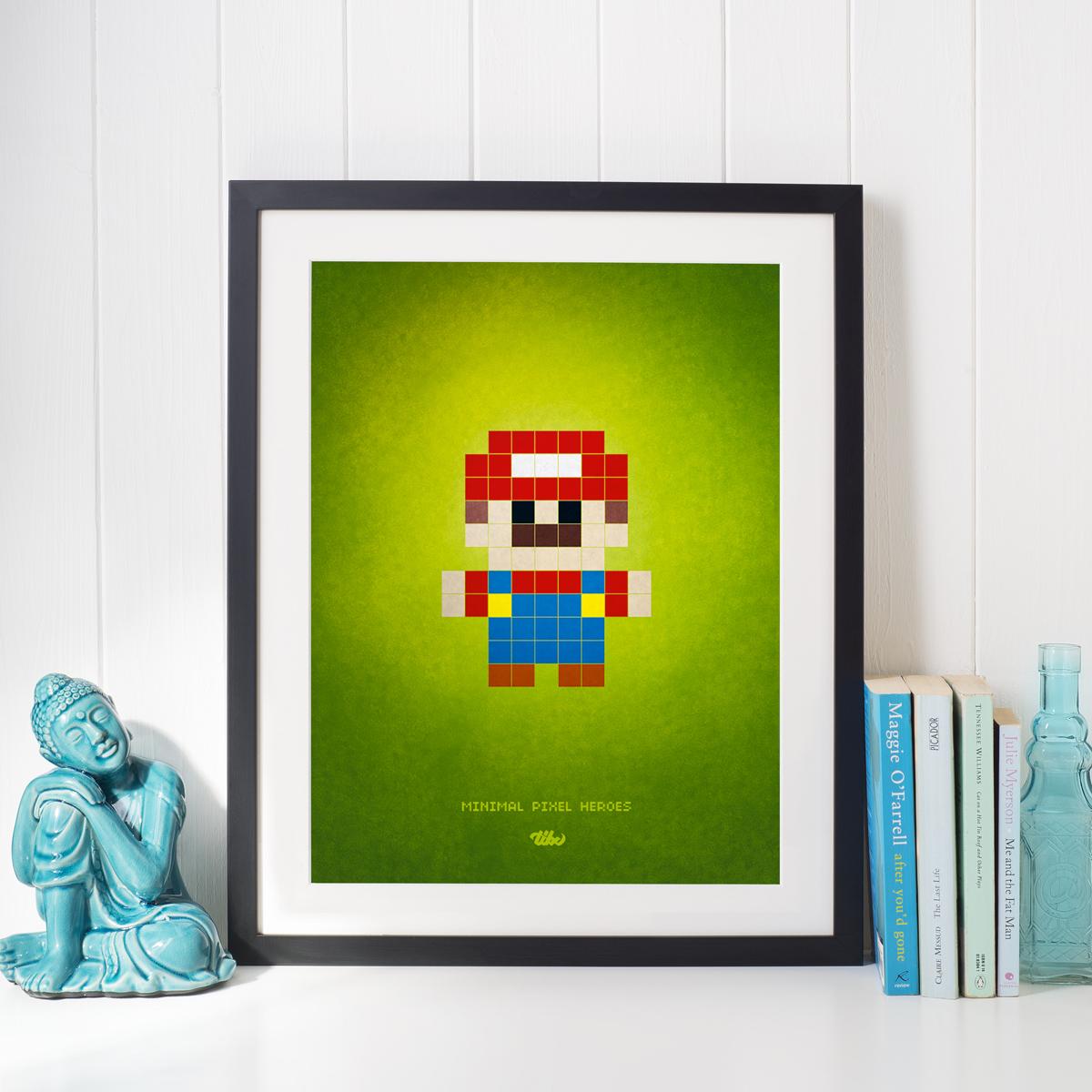 Mario-30x40