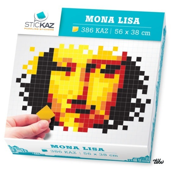 Box Mona Lisa