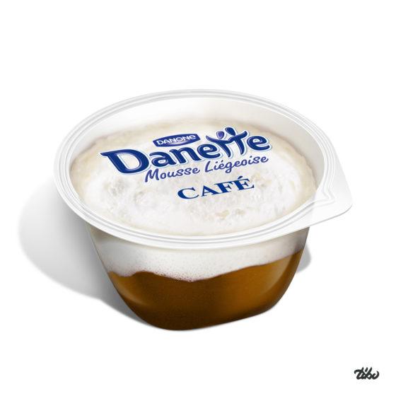 Danette café liégeois