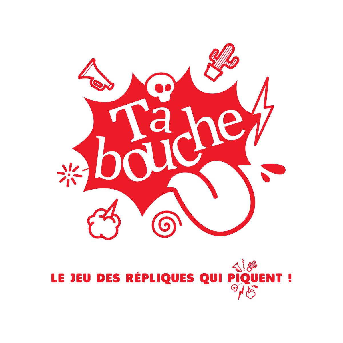 "logo du jeu ""Tabouche"""