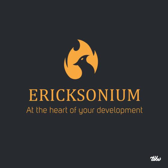 logo pour la société Ericksonium