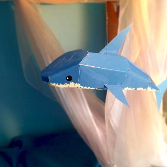 "Montage prototype ""Shark"""