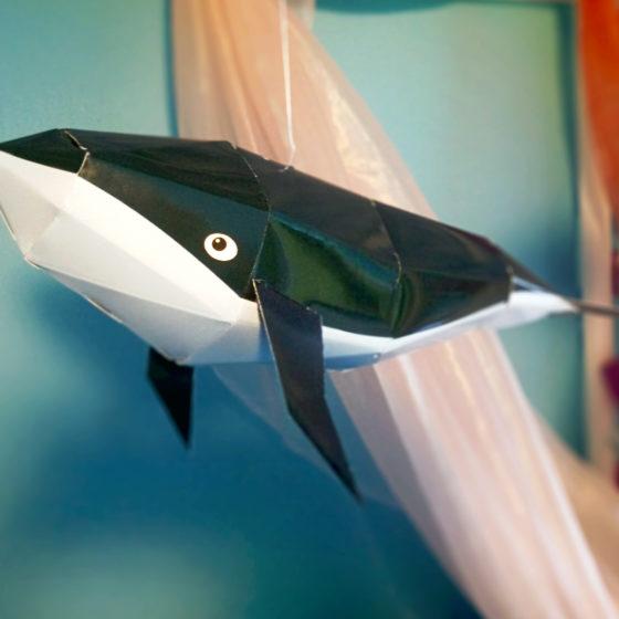 """Prototype """"Whale"""""""