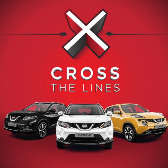 Visuel clef de l'évènement Cross the lines