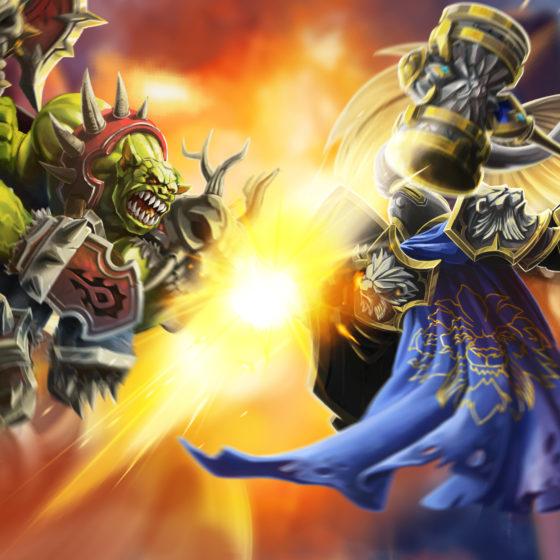 World of Warcraft-BFA fan art