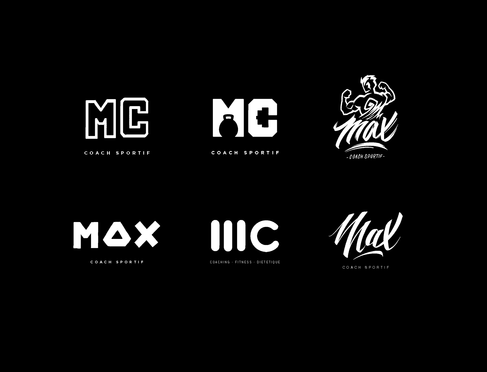recherche logo max