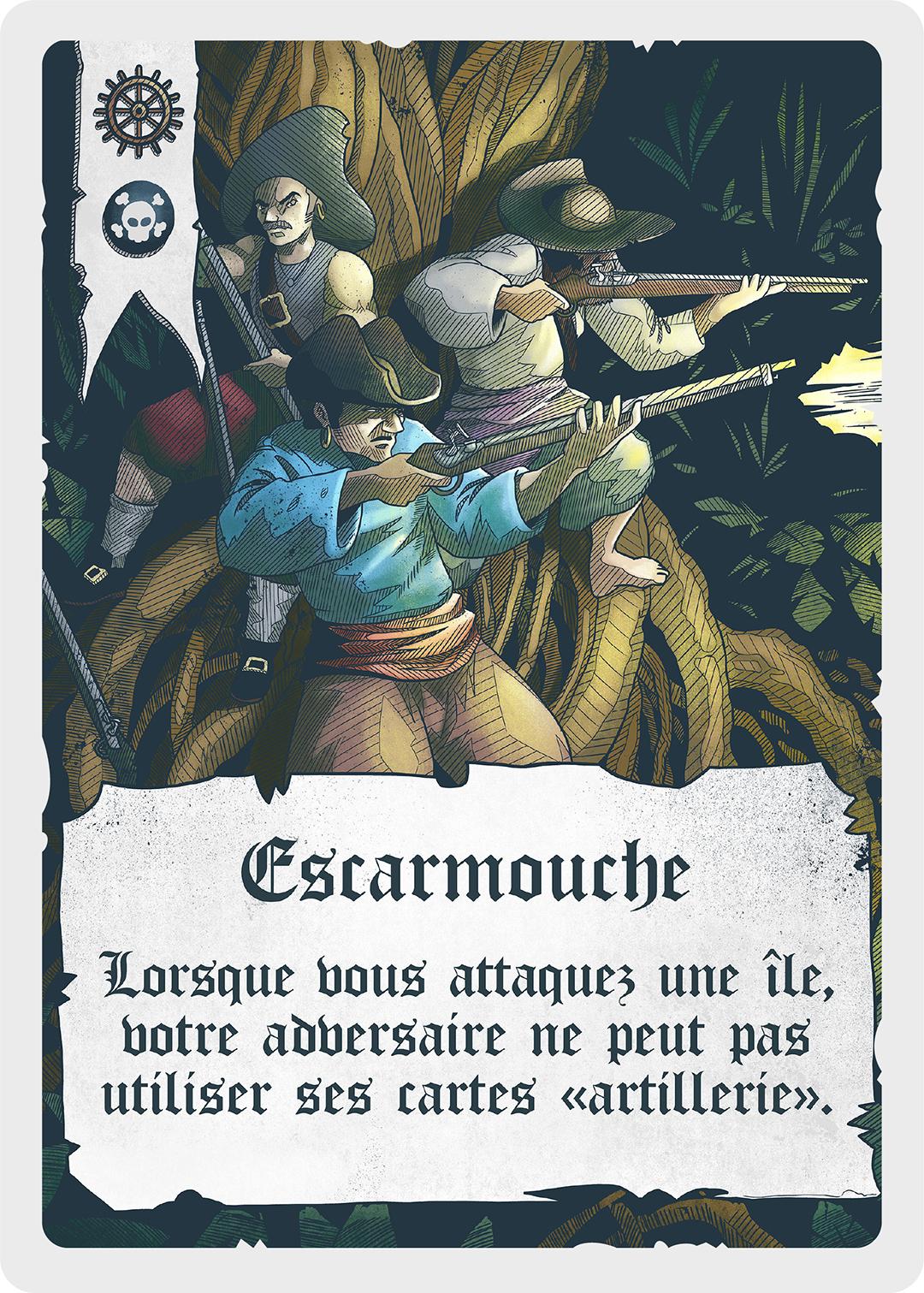 Carte Escarmouche