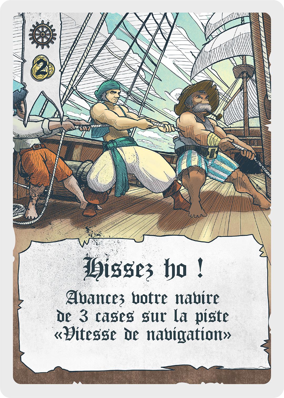 Carte Hissez ho !
