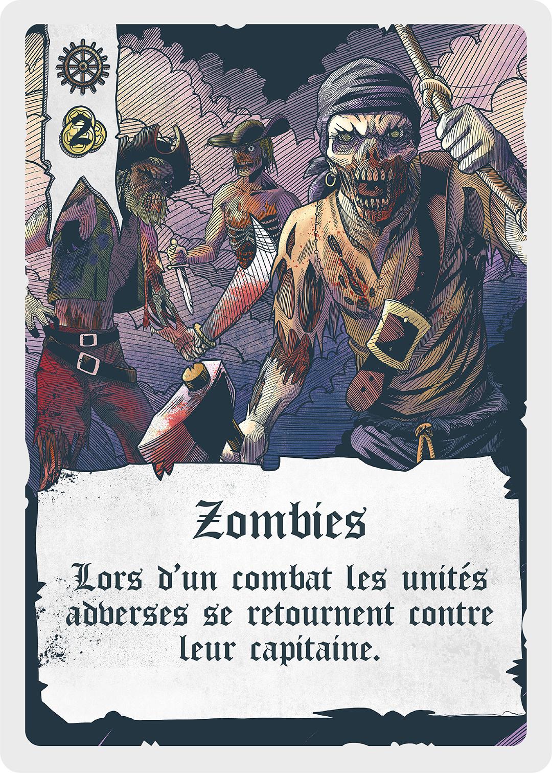 Carte Zombies