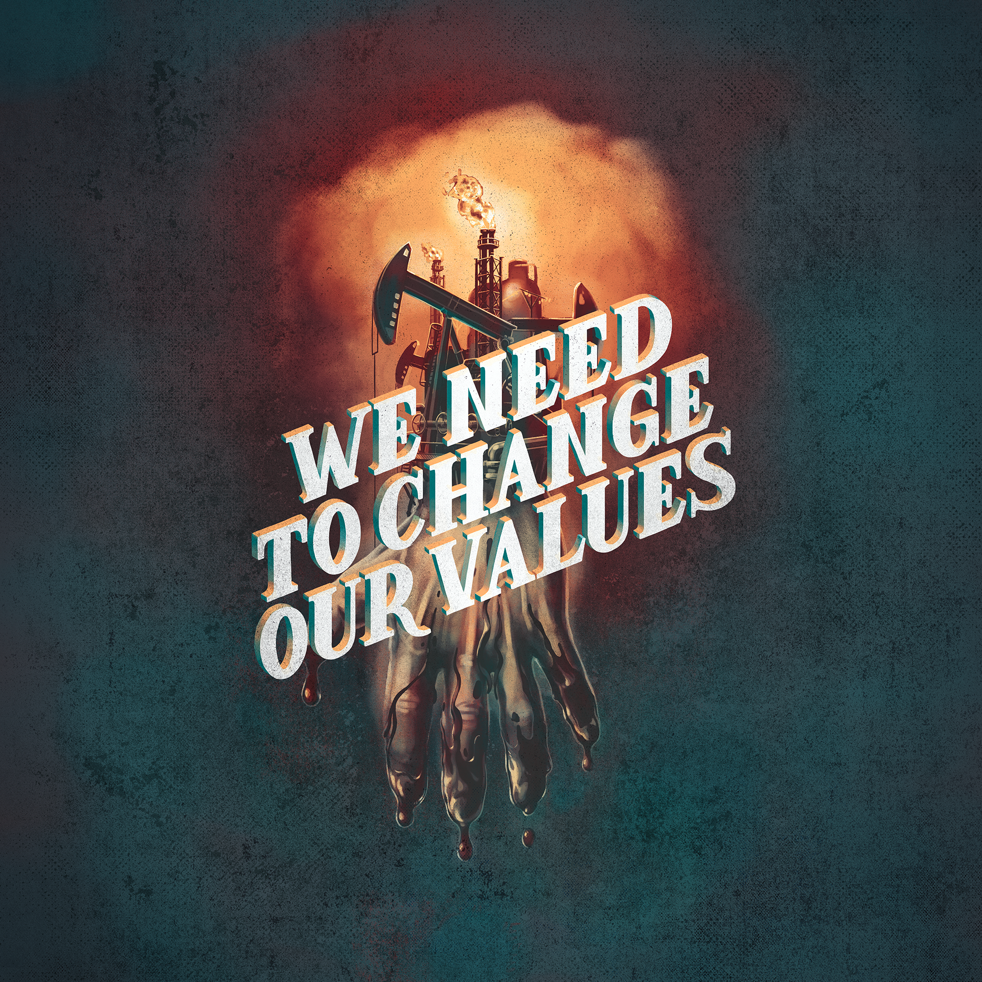 We need to change our values